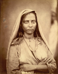 Woman of Eastern Bengal.